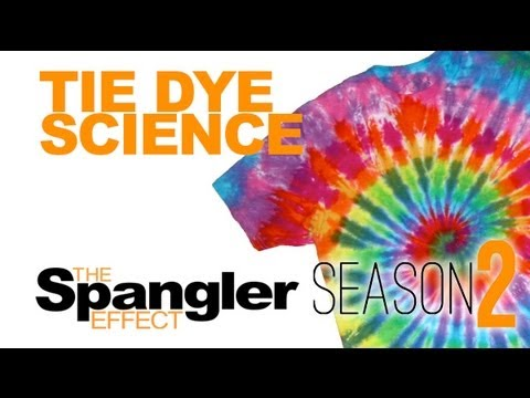 The Spangler Effect - Tie Dye Science Season 02 Episodes 09 and 10