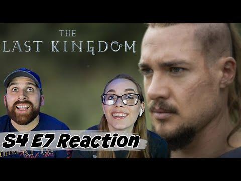 The Last Kingdom Season 4 Episode 7 REACTION! 4x7