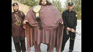 THE PAKISTANI HULK ! KHAN BABA !!!