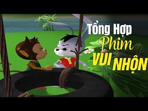 HOẠT HÌNH VUI NHỘN HÀI HƯỚC CHO BÉ - Phim Hoạt Hình 3D Hay Nhất 2018 | Tổng hợp hoạt hình hay - Thời lượng: 48 phút.