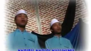 MAULA YA SHOLLI WA SALLIM   pelantun  Syamsuddin