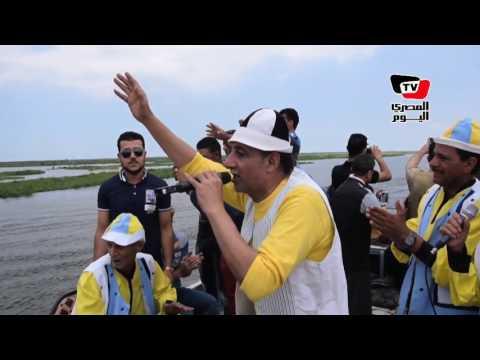 حملة أمنية لإزالة التعديات على بحيرة المنزلة وسط ترحيب الصيادين