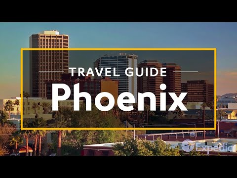 Phoenix, Arizona Travel Guide