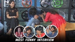 Video FULL VIDEO: Anchor Suma SUPER FUN Interview With Vijay Devarakonda | Taxiwaala Interview | DC MP3, 3GP, MP4, WEBM, AVI, FLV April 2019