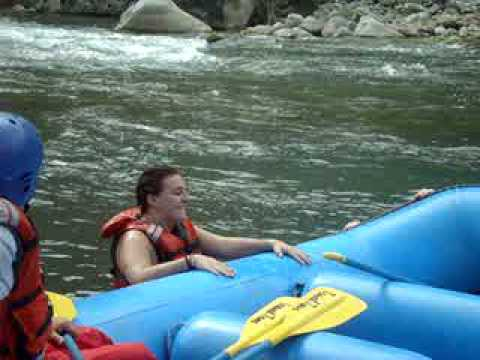 Water Rafting Bloopers Pt.1