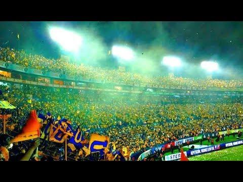 Recibimiento Tigres vs Chivas - FINAL IDA - Libres y Lokos - Tigres