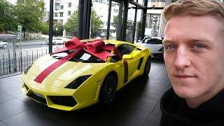 Video Epic Games Bought Me A Lamborghini MP3, 3GP, MP4, WEBM, AVI, FLV Mei 2019