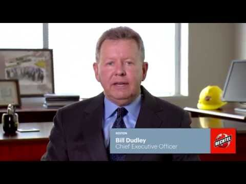 Bechtel CEO Bill Dudley talks about ethics at Bechtel
