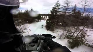10. 2014 Arctic Cat 400 4x4, Paradise to Kenmount Terrace, Newfoundland