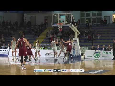 Ragusa-Venezia 72-75: gli highlights