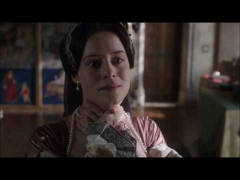 "Anne Boleyn's arrest and trial - ""Wolf Hall"" - Claire Foy"