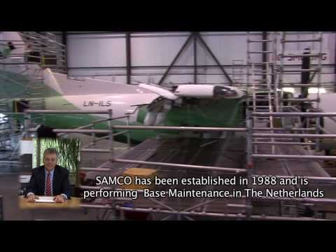 Samco Aircraft Maintenance movie