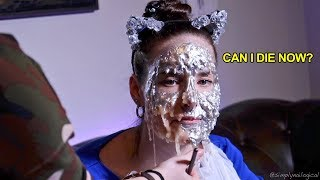 Video THERE'S NO SMILING IN MAKEUP... Beauty Gurus Behind the Scenes MP3, 3GP, MP4, WEBM, AVI, FLV Desember 2017