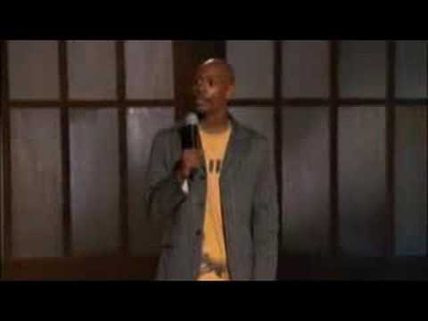 Dave Chappelle - Black & White peoples food