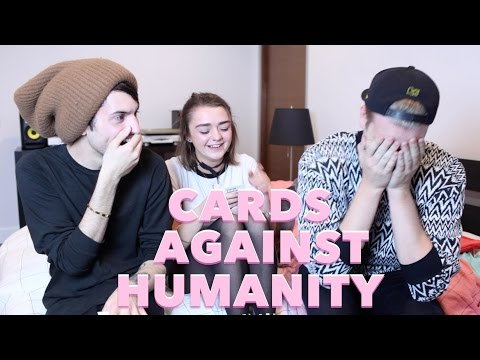 cards - THIS IS RATED R 100% SO DONT WATCH IT UNLESS YOU WANT TO LOSE YOUR INNOCENCE. LOVE YOU, MAISIE :) MERCHANDISE!!! http://sup3rfruit.myshopify.com FACEBOOK ...