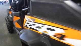7. 2016 Polaris RZR XP 1000 4 Turbo UU160