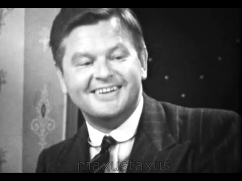 "A 1963 episode of the Benny Hill Show for the BBC entitled ""The Visitor"" F293"