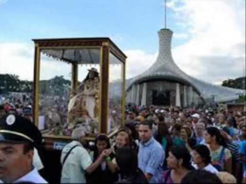 Procesión de La Divina Pastora UNEY