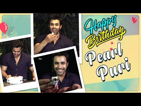 Pearl V Puri Birthday Celebrations | Naagin 3