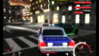 Racers vs Police videosu