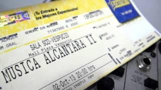 Promoción del Festival de Bandas Alcántara en la Sala SCD  COMENTA!