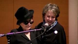 Women in the Arts: Yoko Ono