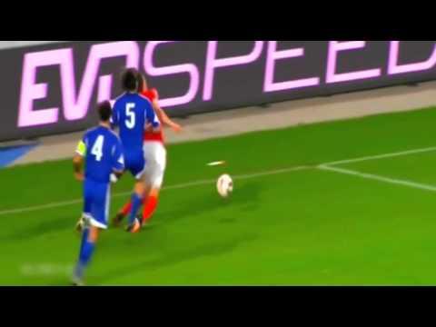 Switzerland - San Marino 7-0 09.10.15 Euro 2016. A review of the match. Goals!