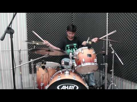 Rafi - Ahay Musik Indonesia - That's What You Get - Paramore - Drum Cover