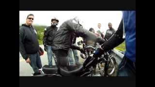 6. Honda Rebel 250 crash