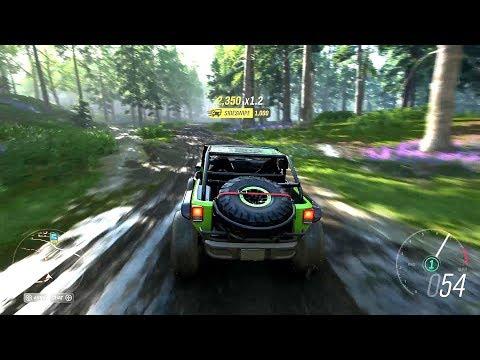 """Forza Horizon 4 - """"Spring Season"""" 60 Minutes of NEW Gameplay! (1080p)"""