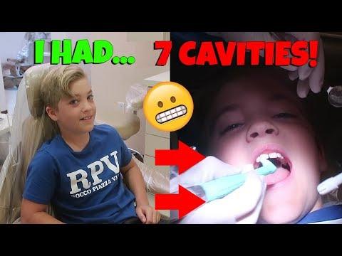 MY TERRIBLE DAY AT THE DENTIST: 7 CAVITIES_Legjobb videók: Fogorvos