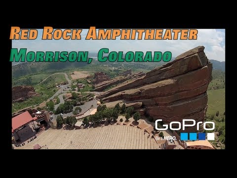 Get Ready for RED ROCKS!