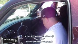 BASS MONSTER - SMD Chevy Tahoe - 4 18's 30,000 watts Tremendous BASS 80 Featuring Psyph
