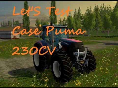 Case Puma 230CVX v1.1 Fix