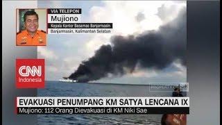 Video KM Satya Kencana IX Terbakar, Satu Orang Tewas Surabaya - Banjarmasin MP3, 3GP, MP4, WEBM, AVI, FLV Oktober 2018