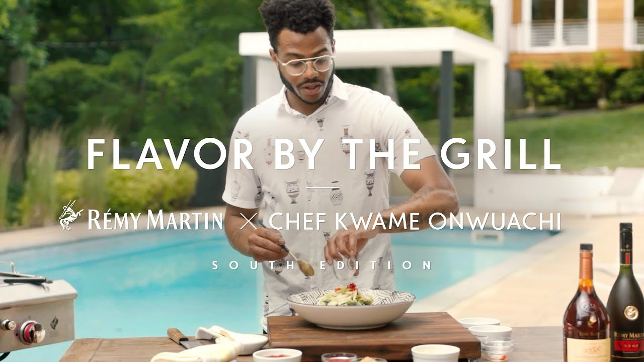 Rémy Martin x chef Kwame Onwuachi | Flavor by the Grill: The South, Creole Cognac BBQ Glazed Ribs