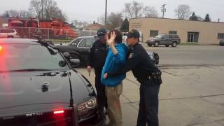 Southgate (MI) United States  city photos : Arrested for Open Carry in LINCOLN PARK, MI