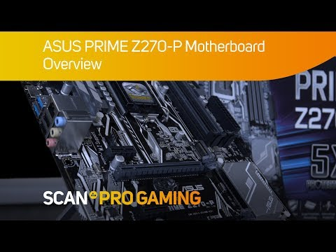 ASUS PRIME Z270-P Motherboard - Overview