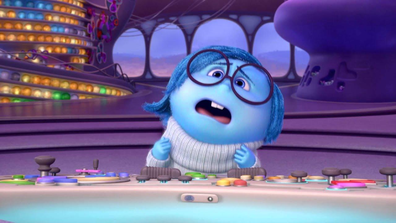 9 meravigliose clip ufficiali di inside out! playbuzz