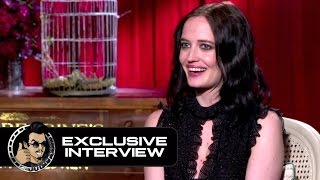 Eva Green Exclusive INTERVIEW for Miss Peregrine's Home for Peculiar Children (JoBlo.com) by JoBlo Movie Trailers