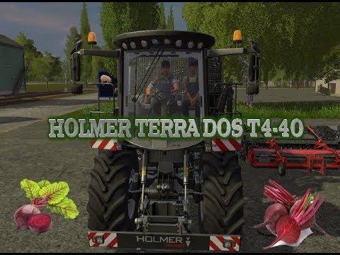 Holmer Terra Dos T4-40 v1.0.0.0