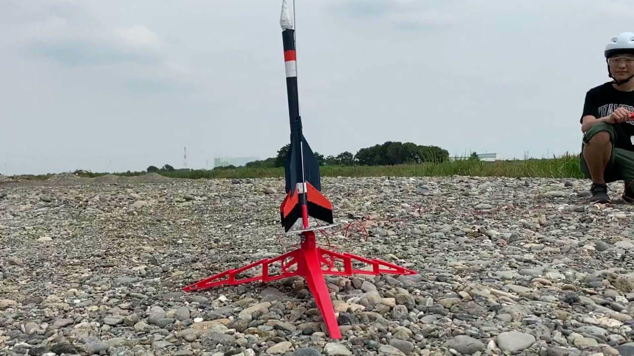 モデルロケット制作