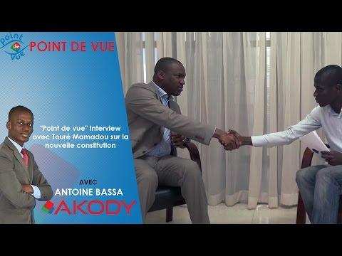 <a href='http://www.akody.com/cote-divoire/news/point-de-vue-interview-avec-toure-mamadou-sur-la-nouvelle-constitution-302669'>&quot;Point de vue&quot; Interview avec Tour&eacute; Mamadou sur la nouvelle constitution</a>