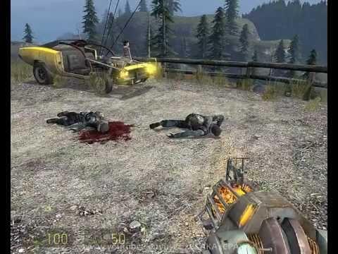Half-Life 2: Episode Two прохождение - Глава 4 - [1/5]