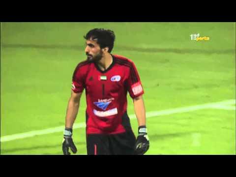 Goals- Al Wasl 2 x Baniyas 0 AG Cup 09 10 2015