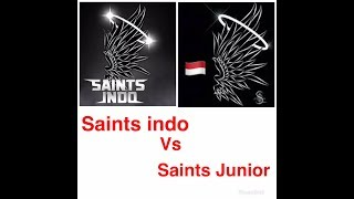 Download Video Saints Indo Vs Saints Junior +give Away MP3 3GP MP4