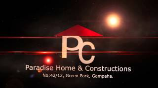 Paradise Home & Constructions - YouTube