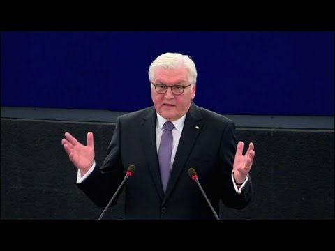 German President Steinmeier offering Alternative to Brexit