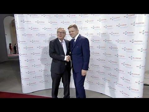 Η Σλοβακία στο τιμόνι της ΕΕ
