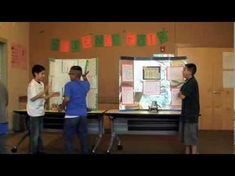 Film Club @ Pickle Elementary School — Science Fair
